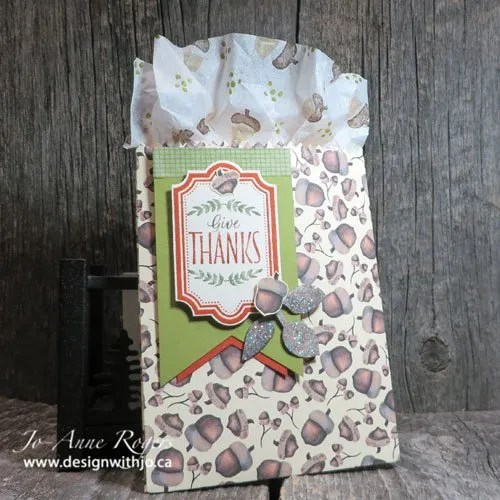 Cute DIY Thanksgiving Treat Bags