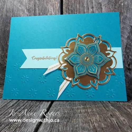 Multiple Layers Make Your Cards Pop!