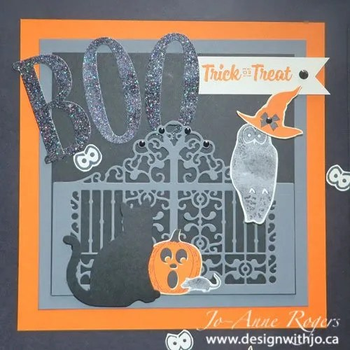 DIY Spooky Hallowe'en Home Decor