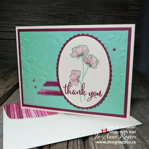 share what you love with thank you cards