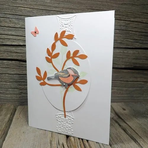 2018 Annual Catalogue Open House Customer Handmade Cards