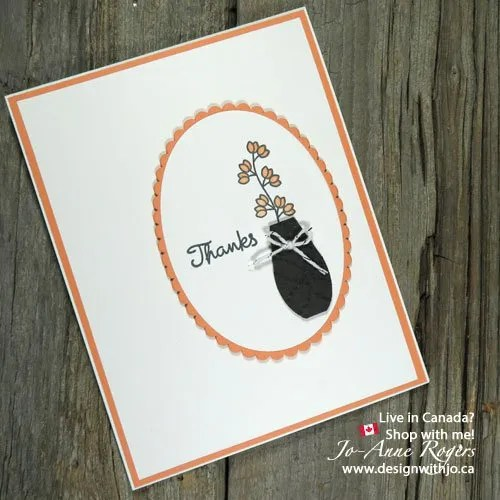 Use a Big Shot for Cardmaking