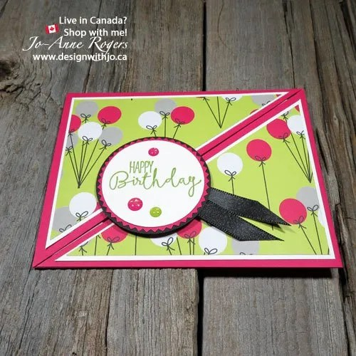 New VIDEO to Make a Right Angle Fold Gift Card Holder