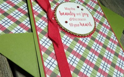 Make an Envelope Liner with the Envelope Punch Board