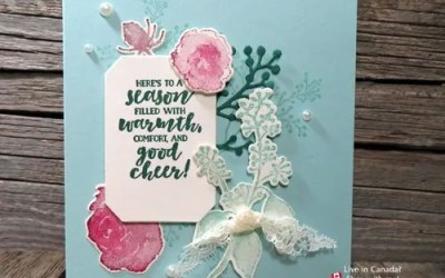 How to Use Stamp Sets with Matching Dies | VIDEO