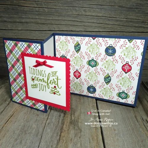 Let's all quick and simple Christmas cards