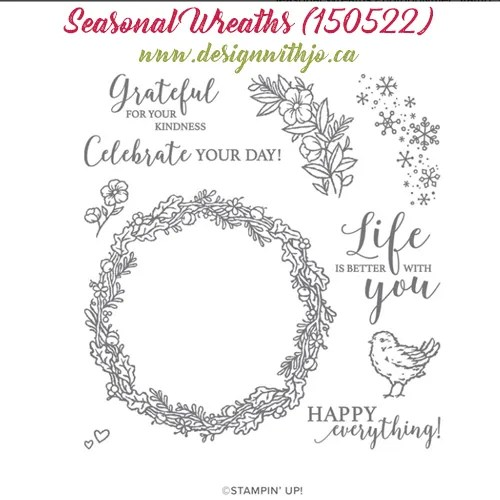 I LOVE These 15 Wreath Cards to Make for the Holidays