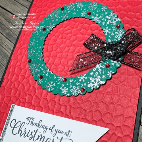 See 15 Wreath Cards to Make for the Holidays