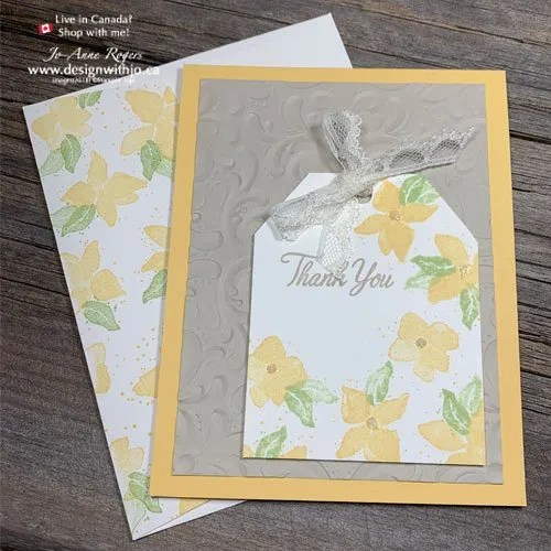 Check Out My VIDEO for Ways to Decorate An Envelope to make It Stand Out!
