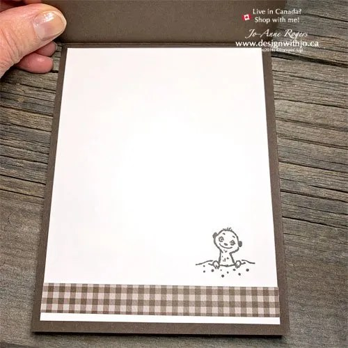 Don't Forget Card Making from Scraps for Super Simple and Cute Designs like this Gangs All Meer