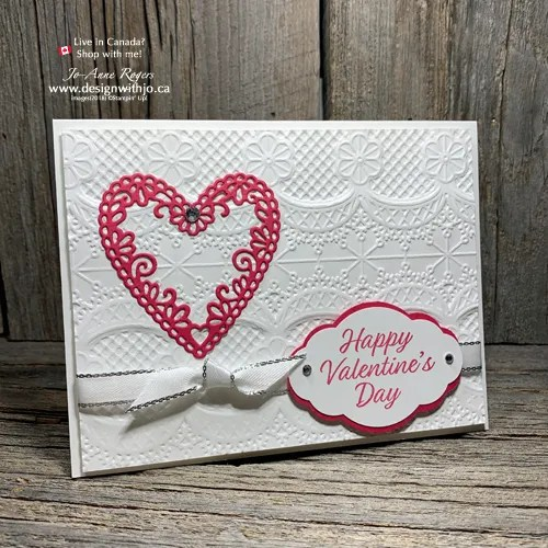 Want a Free Valentines Card Project?