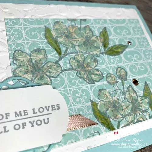 Let Me Show You How I Save time and Frustration with this Simple Embossing Tip