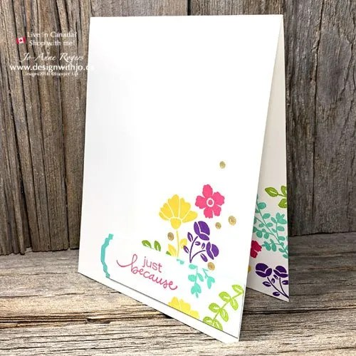 Such a Pretty and Easy DIY Cards with the Pick a Punch from Stampin Up!