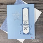 Learn How to Heat Emboss Rubber Stamps for Beautiful Handmade Cards