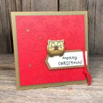 12 Weeks of Christmas Free Stampin Up! Project Ideas Coming Soon!