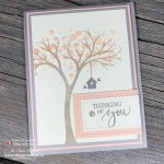 Let me Show You My Favourite Nature Themed Stamp Set This Fall Life is Beautiful from Stampin Up!