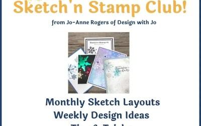 Sketch'n Stamp Club!