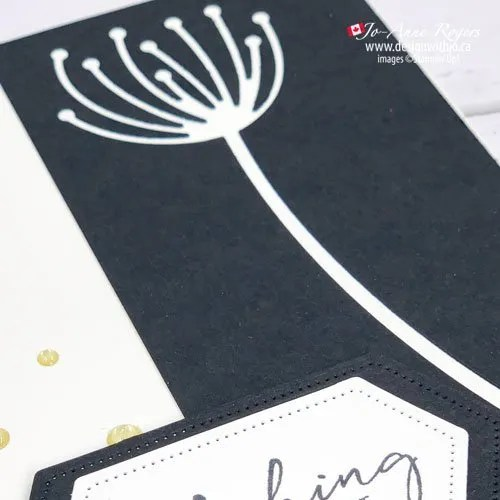 VIDEO How to Make a Classy Card with Metal Dies from Stampin' Up!