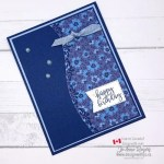 FREE Tutorial Card Making with Patterned Paper is Easy