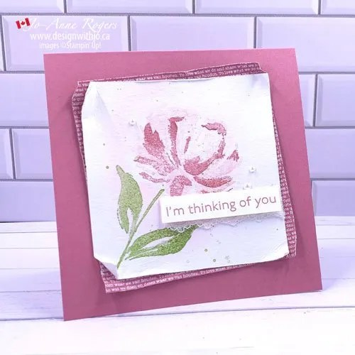 Learn How to Make Photopolymer Stamps Sticky Again