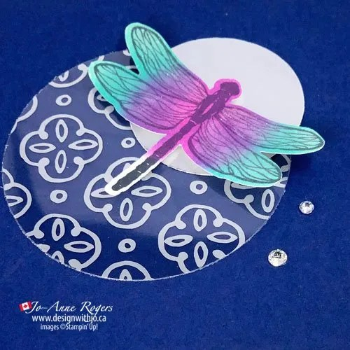 Quick Card Making for Beginner Stampers with Punches from Stampin' Up!