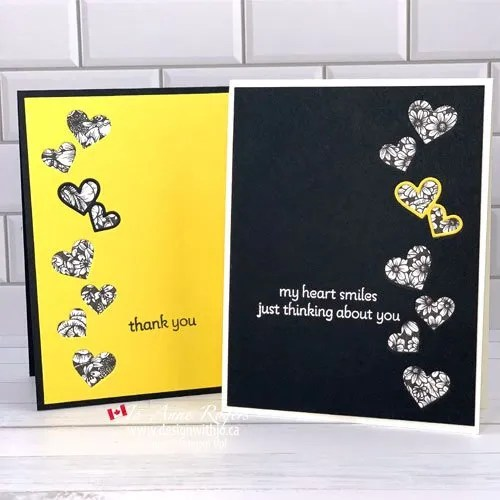 Use Patterned Paper for Handmade Cards You Can Make in Half the Time