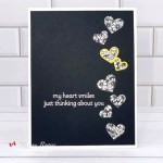 Spend Half the Time and Use Patterned Paper for Handmade Cards with Stampin