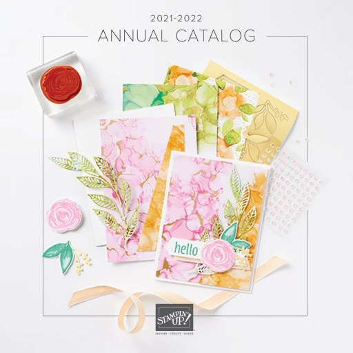 Need a New Stampin' Up! Catalogue?