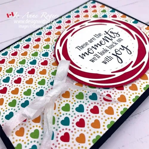 Learn How Quick and Cheerful Card to Make