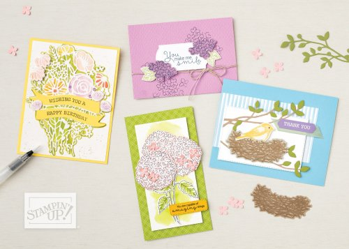 What does stamping off mean in card making