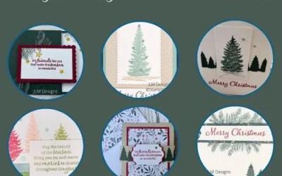 Announcing Christmas Evergreen Elegance Class!