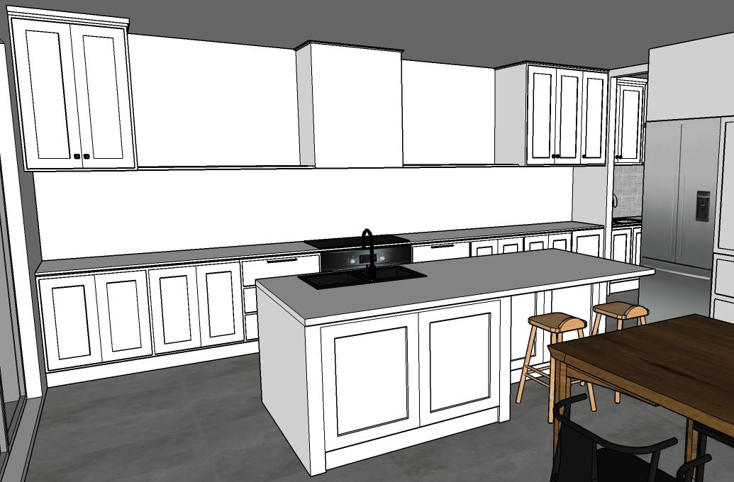 Sketchup Kitchen Design Graphic Design Courses
