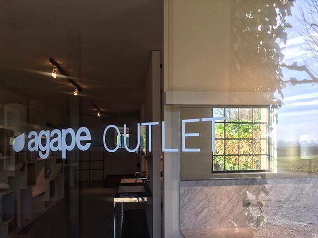 Winter Sales all'Outlet Agape: sconti dal 30 al 70% dal 15 al 18 febbraio