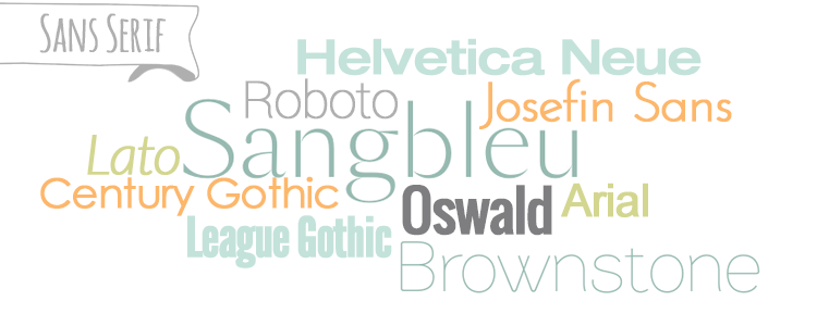 how to choose a font for your book