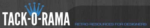 Tack-O-Rama Retro Fonts