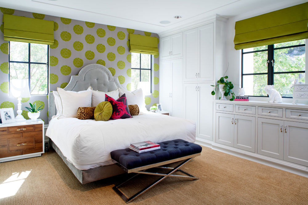 Bedroom Interior Design: Ideas, Tips and 50 Examples on Cool Bedroom Ideas  id=39210