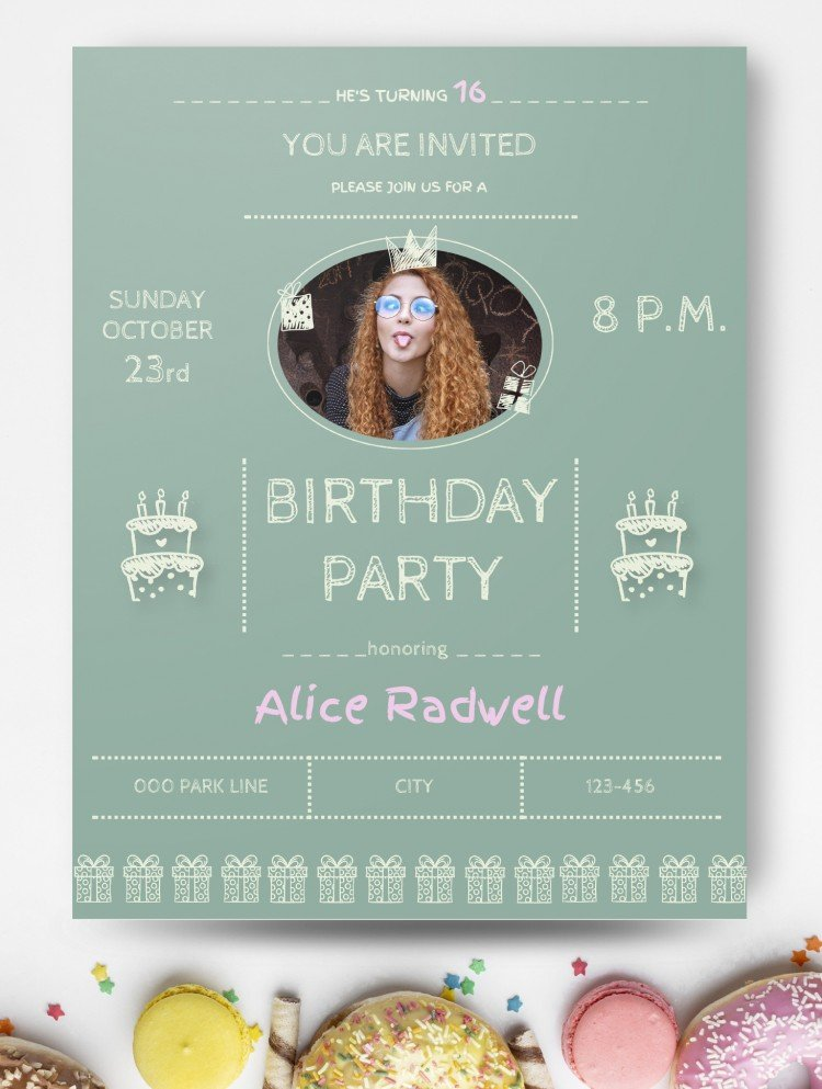 25 free invitation templates in google