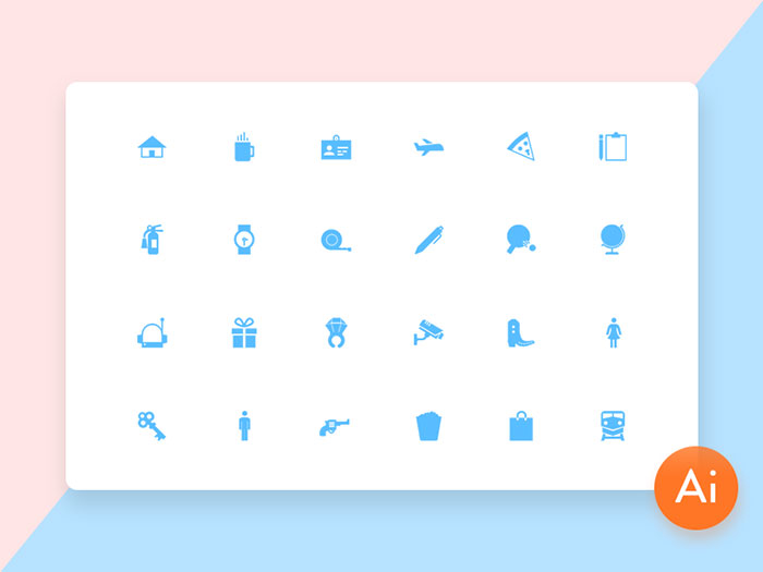 2482432 29 Of The Best Minimalist Icons For Web Design Projects