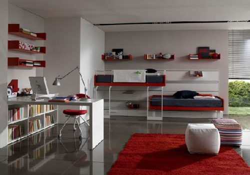 Marvelous Bedroom Interior Design 21