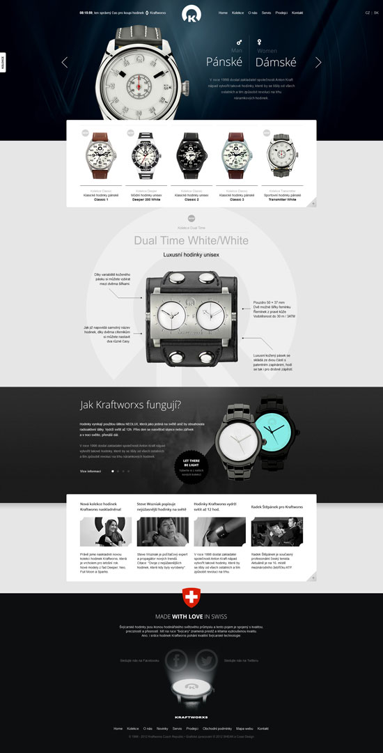 Creative Web Design Layouts To Inspire You 31 Examples