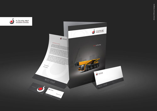 CRANES stationery - Letterhead And Logo Design Inspiration