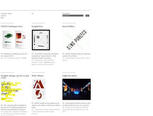 super-script.com - Minimalist site