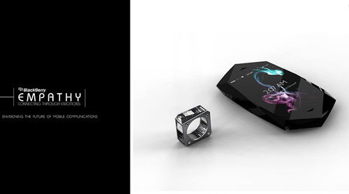 Blackberry Empathy Cell Phone Concept 2