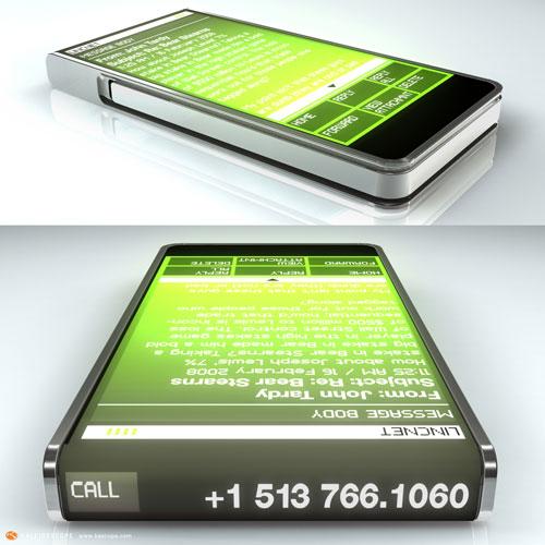 LINC Concept Phone 3