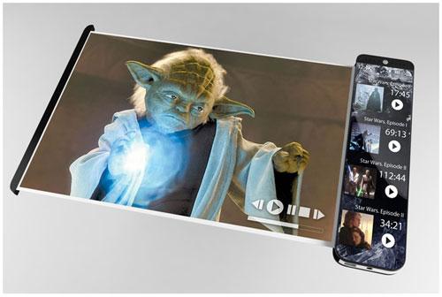 Mobile-script Concept Phone 3