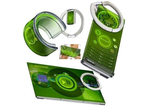 Nokia Morph Concept Phone 1