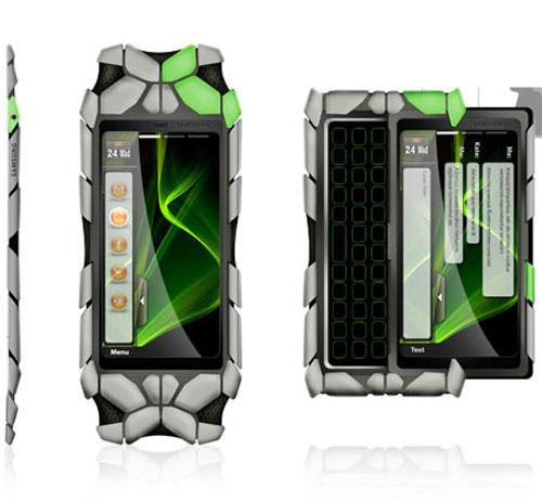 Samsung bracelet Concept Phone 4