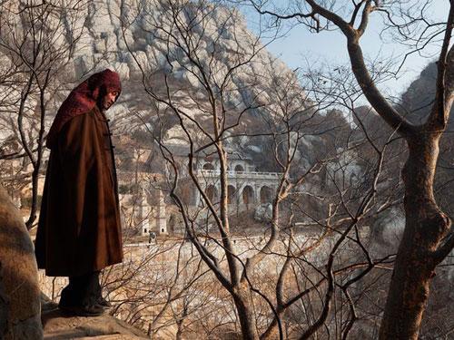 Kung-Fu Master, China Photography