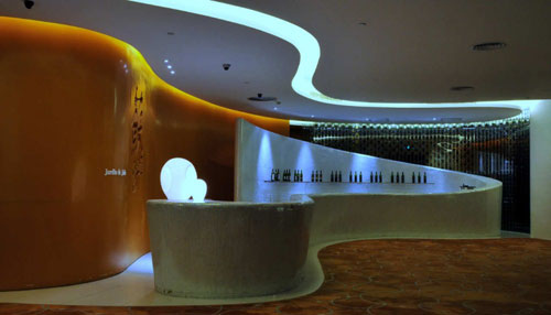 Jardin de Jade Restaurant in Shanghai, China 3 - Restaurants And Coffee Shops With Beautiful Interior Design