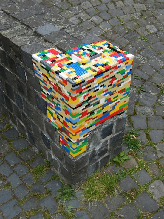 5 Cool Street art